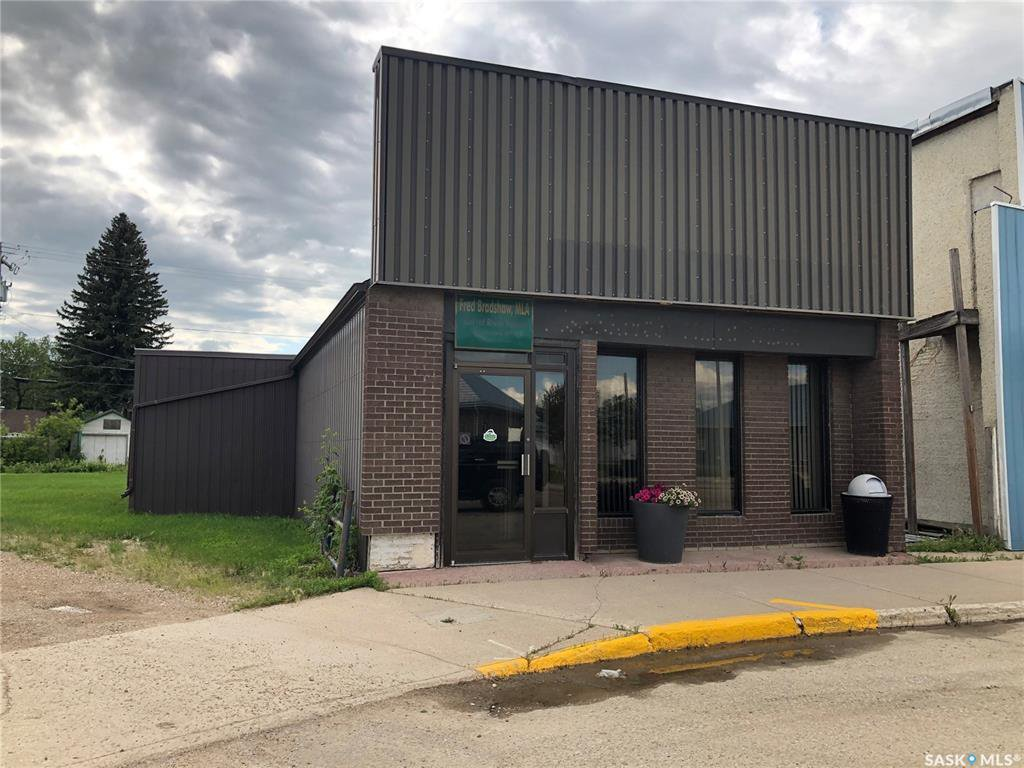 Main Photo: 29 Main Street in Carrot River: Commercial for sale : MLS®# SK828543