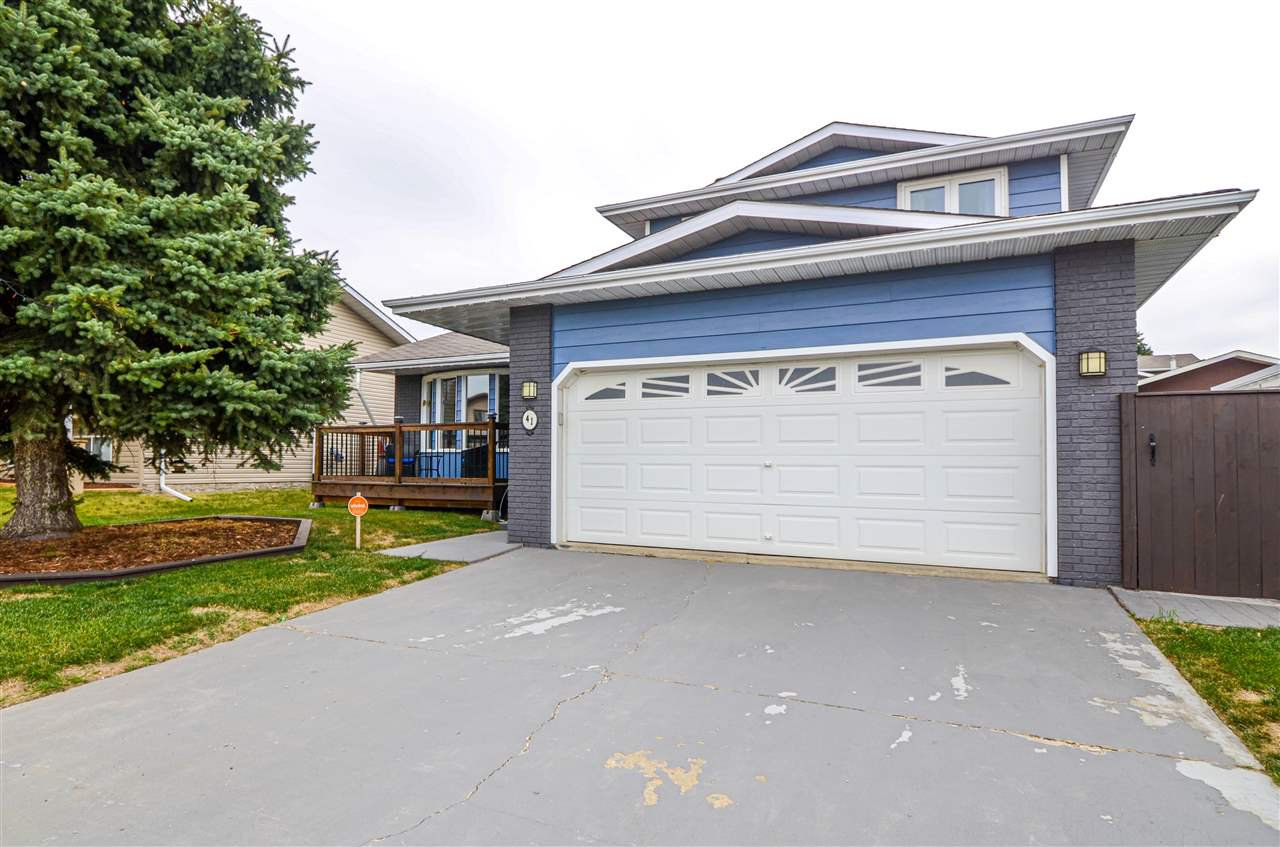 Main Photo: 41 Woodstock Drive: Sherwood Park House for sale : MLS®# E4217863