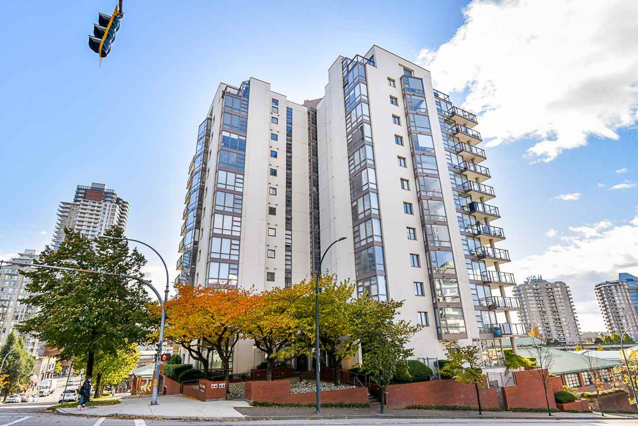 """Main Photo: 406 98 TENTH Street in New Westminster: Downtown NW Condo for sale in """"PLAZA POINTE"""" : MLS®# R2515390"""