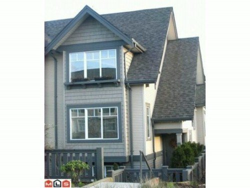 Main Photo: 6 20038 70TH Ave in Langley: Willoughby Heights Home for sale ()  : MLS®# F1015567