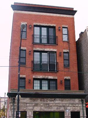 Main Photo: 2650 Halsted Street Unit 3 in CHICAGO: Lincoln Park Rentals for rent ()  : MLS®# 08112201