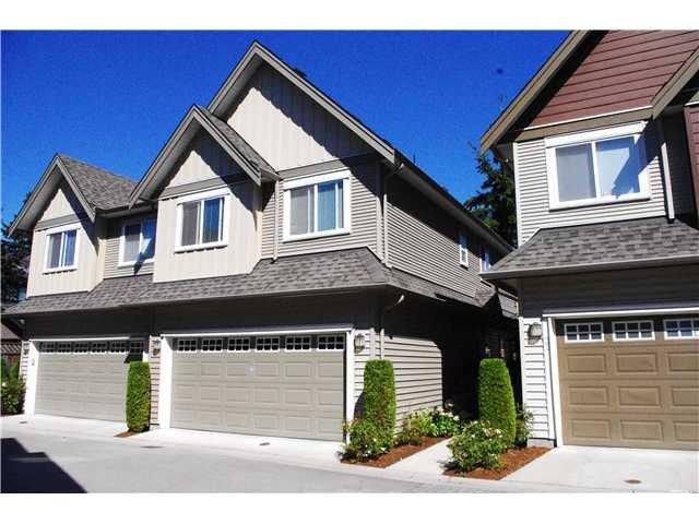 "Main Photo: 23 7788 ASH Street in Richmond: McLennan North Townhouse for sale in ""JADE GARDENS"" : MLS®# V978217"