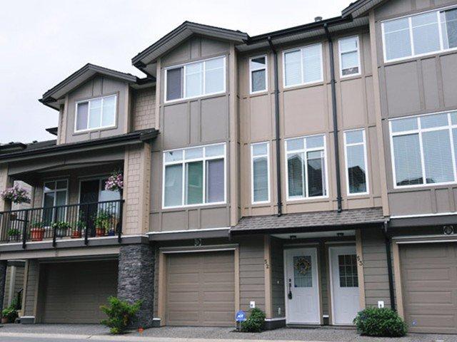 Main Photo: # 52 22865 TELOSKY AV in Maple Ridge: East Central Condo for sale : MLS®# V1013638