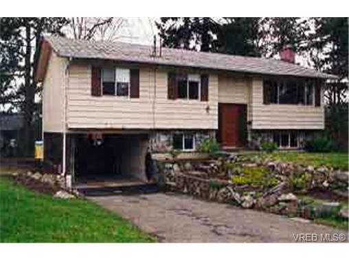 Main Photo: 3948 Morgan St in VICTORIA: SE Quadra Single Family Detached for sale (Saanich East)  : MLS®# 206297