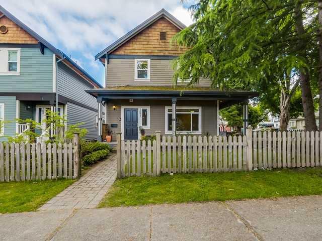 Main Photo: 1093 E 21ST AV in Vancouver: Fraser VE Condo for sale (Vancouver East)  : MLS®# V1123406