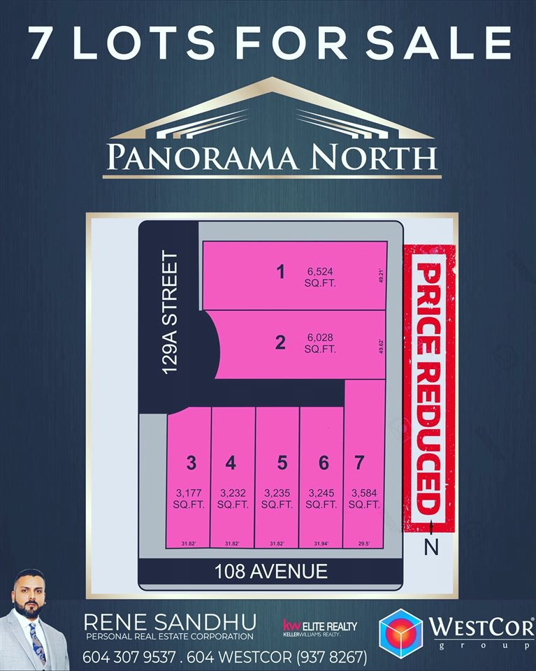 """Main Photo: 12971 108 Avenue in Surrey: Whalley Land for sale in """"Panorama North"""" (North Surrey)  : MLS®# R2402945"""