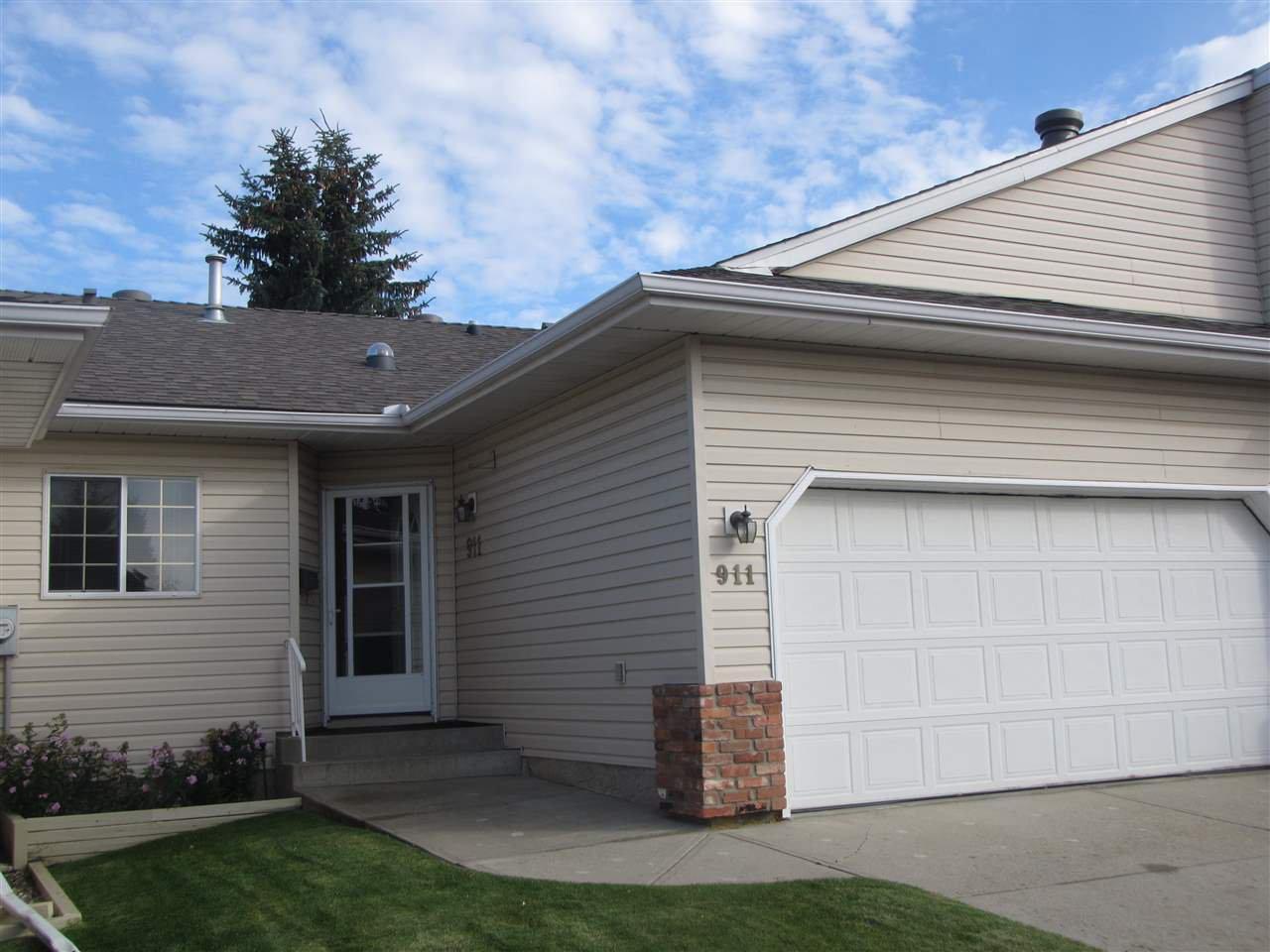 Main Photo: 911 YOUVILLE Drive W in Edmonton: Zone 29 House Half Duplex for sale : MLS®# E4177675