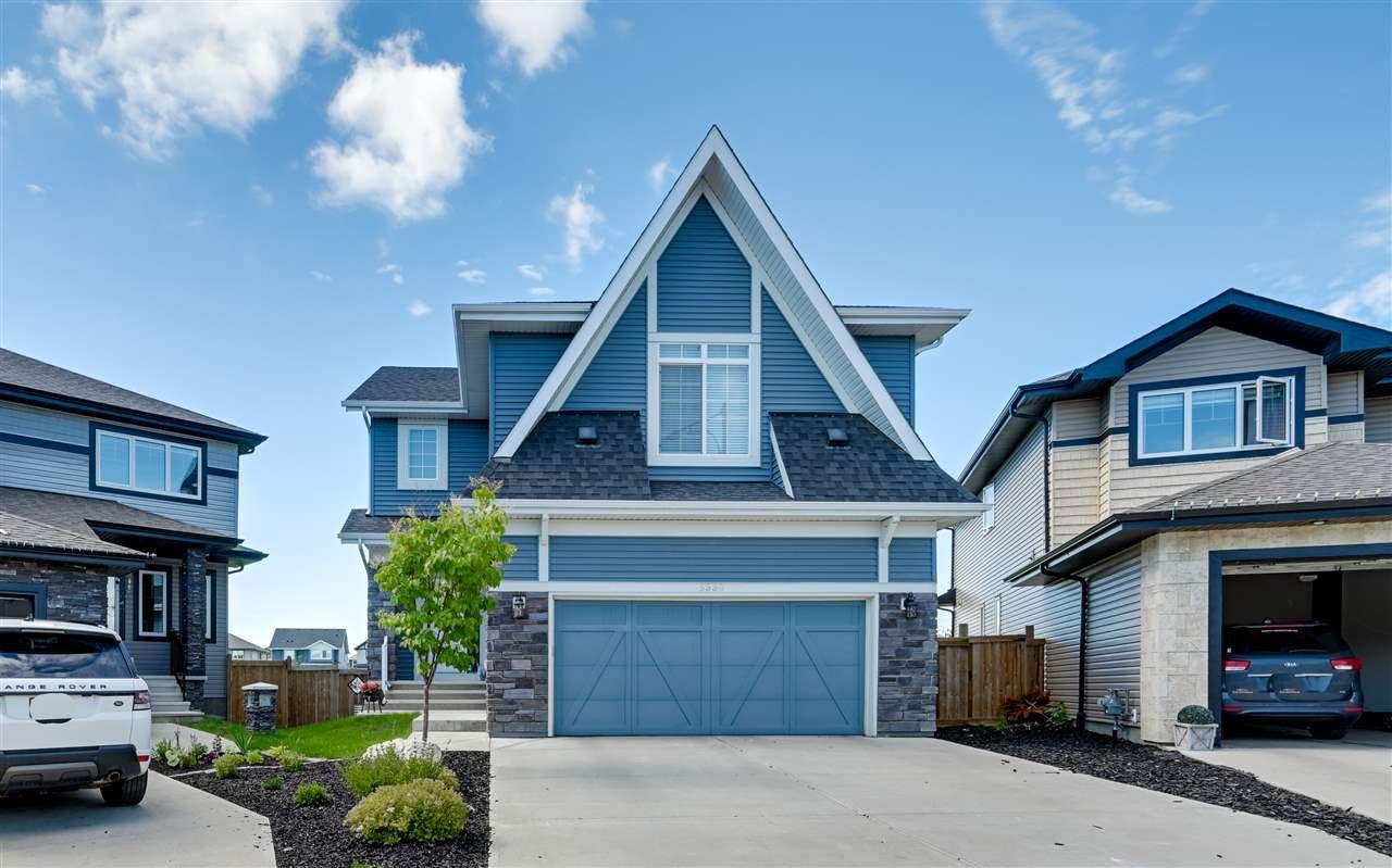 Main Photo: 5330 21A Avenue in Edmonton: Zone 53 House for sale : MLS®# E4207454