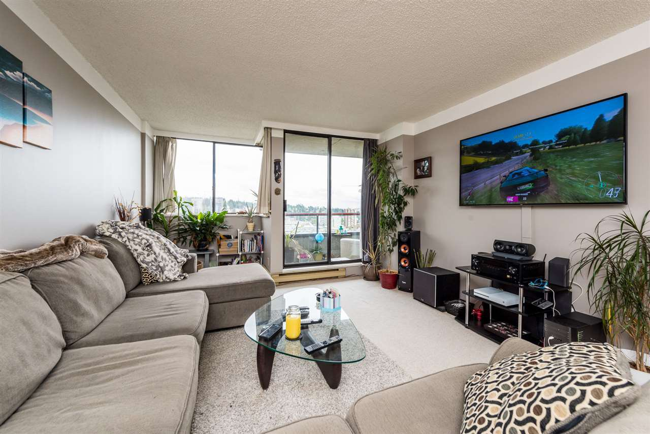 """Main Photo: 2001 3970 CARRIGAN Court in Burnaby: Government Road Condo for sale in """"The Harrington"""" (Burnaby North)  : MLS®# R2481608"""