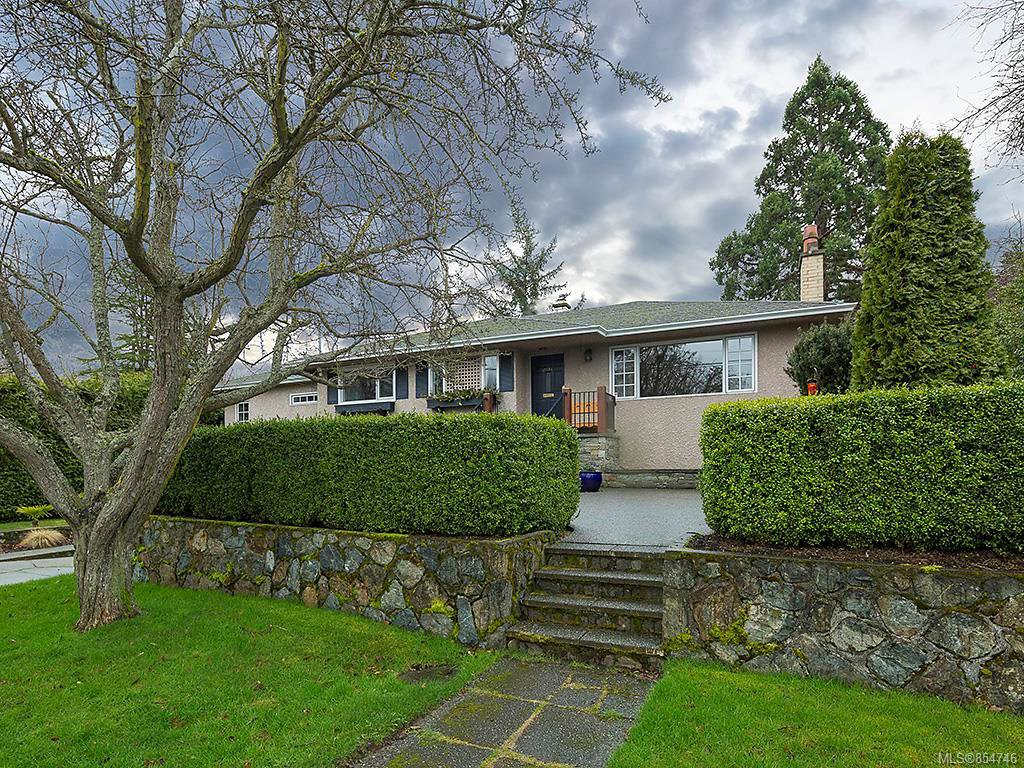 Main Photo: 2515 Central Ave in : OB South Oak Bay House for sale (Oak Bay)  : MLS®# 854746