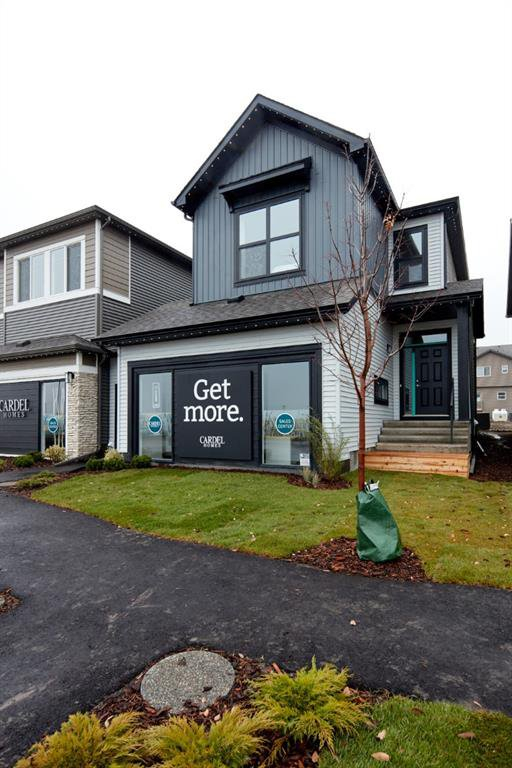 Main Photo: 244 CORNERBROOK Common NE in Calgary: Cornerstone Detached for sale : MLS®# A1033867