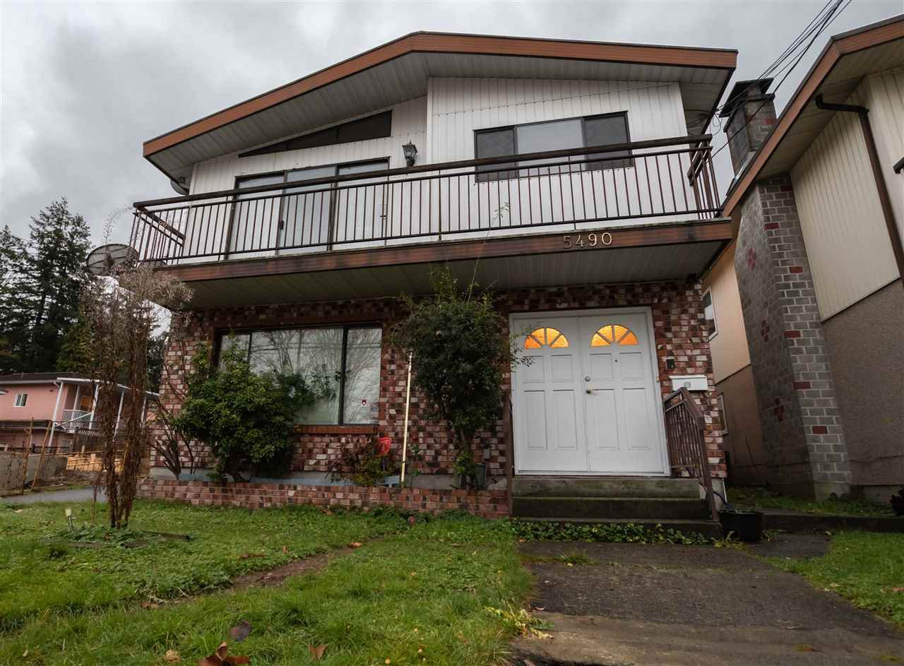 Main Photo: 5490 MANOR Street in Burnaby: Central BN House for sale (Burnaby North)  : MLS®# R2520160