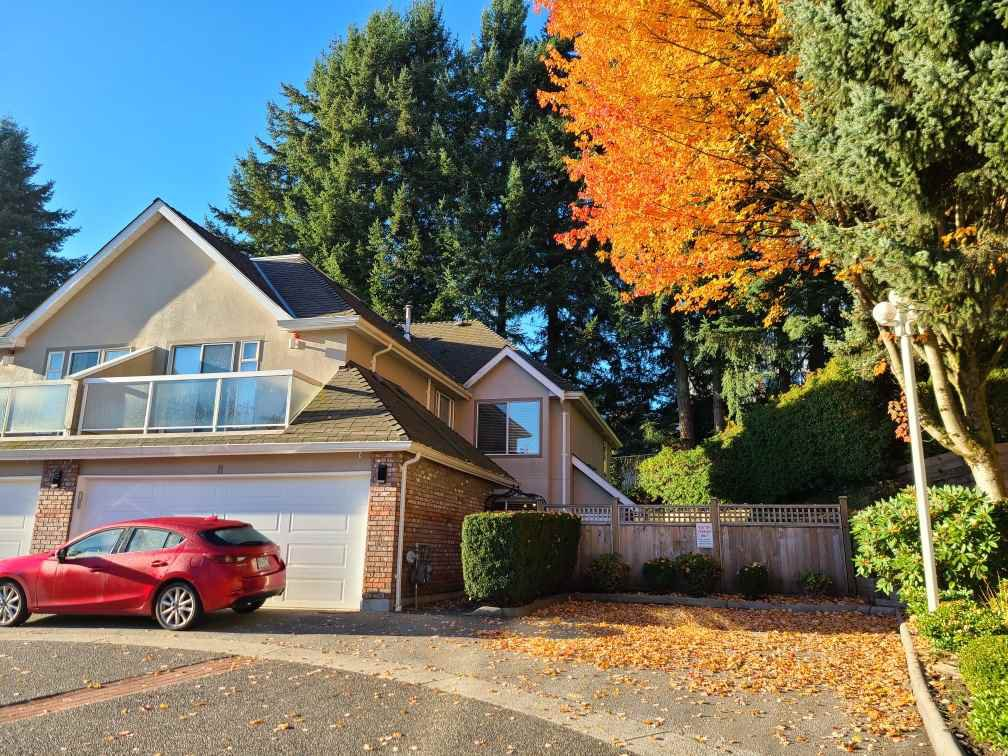 Main Photo: 8 72 JAMIESON Court in New Westminster: Fraserview NW Townhouse for sale : MLS®# R2521138