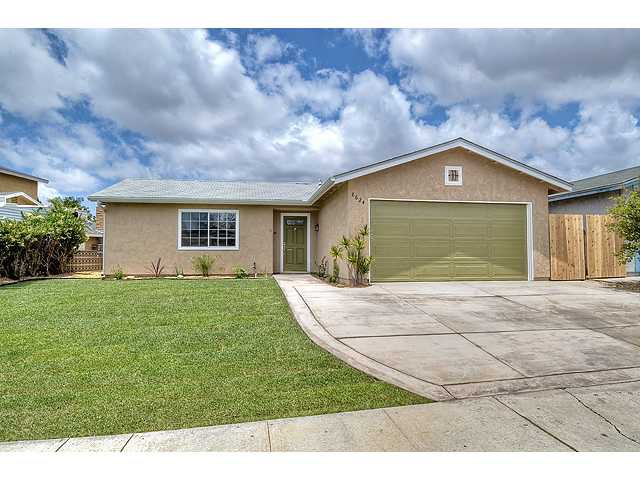 Main Photo: MIRA MESA House for sale : 3 bedrooms : 8624 Bennington Street in San Diego