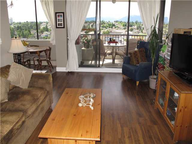 Photo 2: Photos: 1404 740 HAMILTON Street in New Westminster: Uptown NW Condo for sale : MLS®# V991564