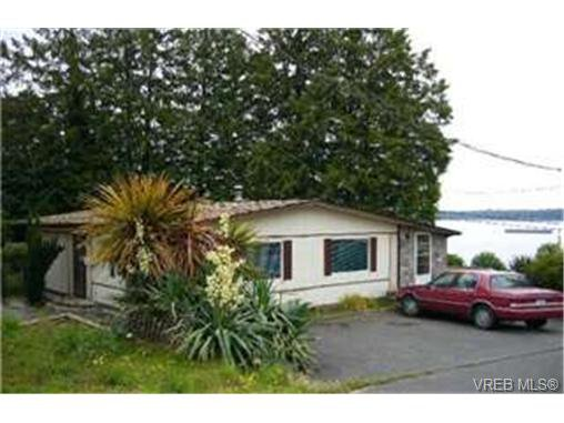 Main Photo: 1 2694 Stautw Road in SAANICHTON: CS Hawthorne Manu Single-Wide for sale (Central Saanich)  : MLS®# 233506