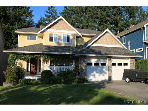 Main Photo: 2399 Selwyn Rd in VICTORIA: La Thetis Heights House for sale (Langford)  : MLS®# 678093