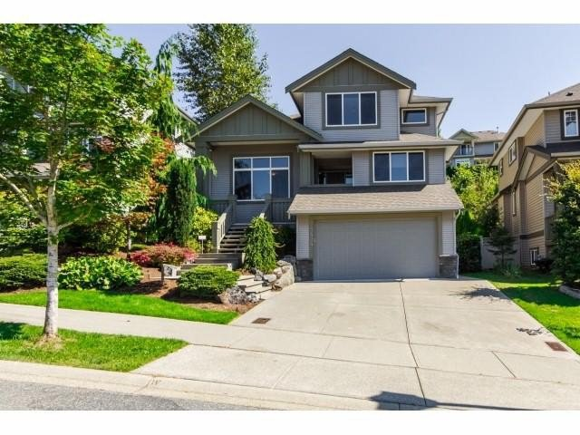 "Main Photo: 3424 BLUEBERRY Court in Abbotsford: Abbotsford East House for sale in ""The Highlands"" : MLS®# F1421758"