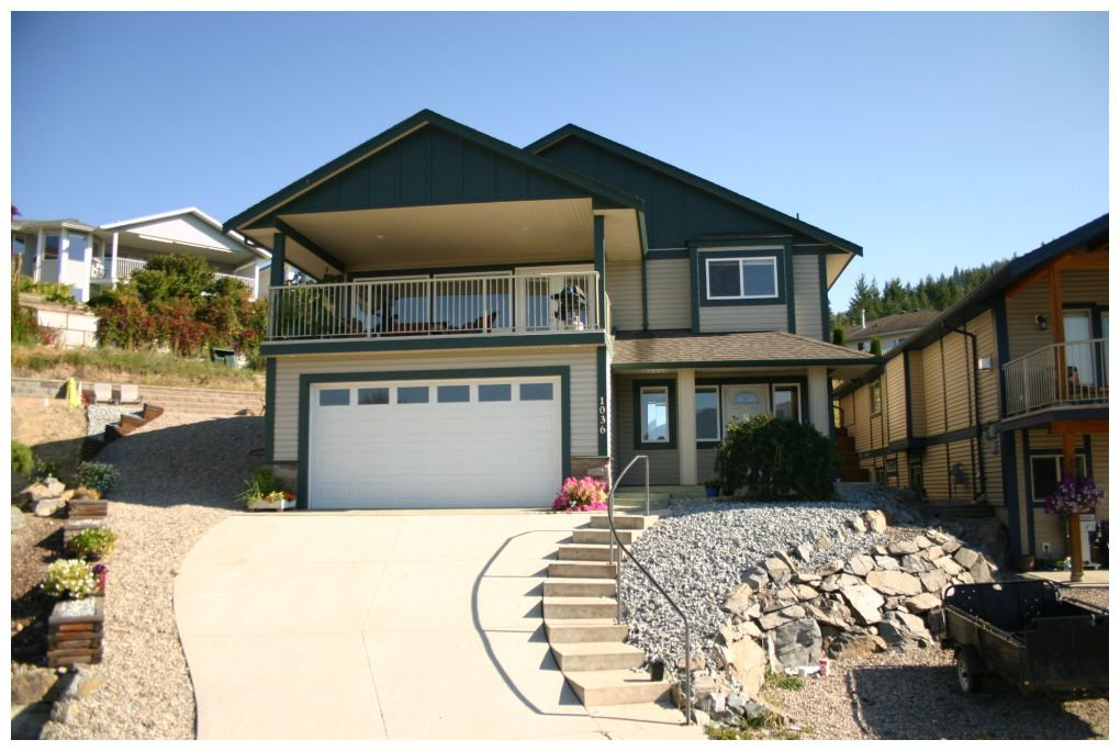 Main Photo: 1036 Southeast 14 Avenue in Salmon Arm: Orchard Ridge House for sale : MLS®# 10088818