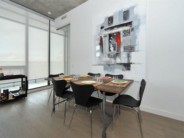 Photo 3: Photos: 911 90 Broadview Avenue in Toronto: South Riverdale Condo for sale (Toronto E01)  : MLS®# E2791565