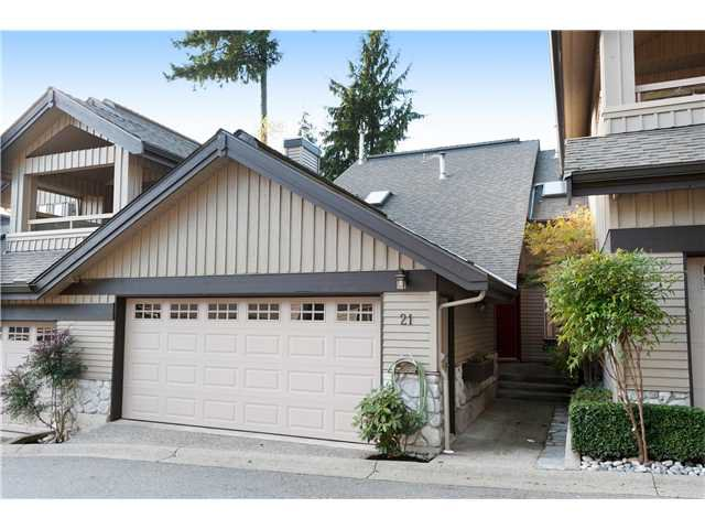 Main Photo: #21-1550 LARKHALL CR in NORTH VANCOUVER: Northlands Townhouse for sale (North Vancouver)  : MLS®# V1093040