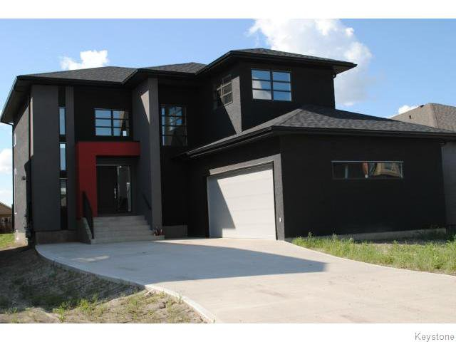 Main Photo: 53 Cypress Ridge in Winnipeg: Single Family Detached for sale (South Pointe)  : MLS®# 1213438
