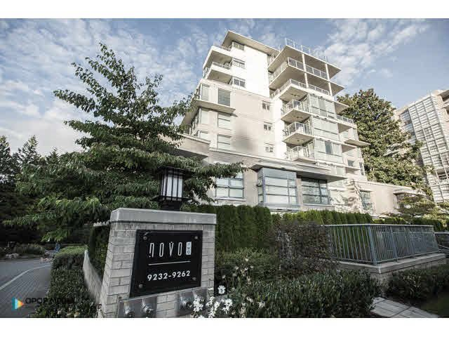 Main Photo: 603 9262 University Crescent in Burnaby: Simon Fraser Univer. Condo for sale (Burnaby North)  : MLS®# R2041875