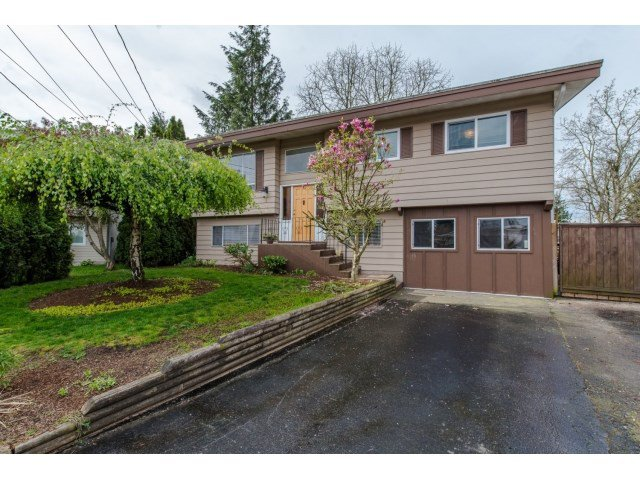 Main Photo: 2145 HOLLY STREET in Abbotsford: Abbotsford West House for sale : MLS®# R2055793