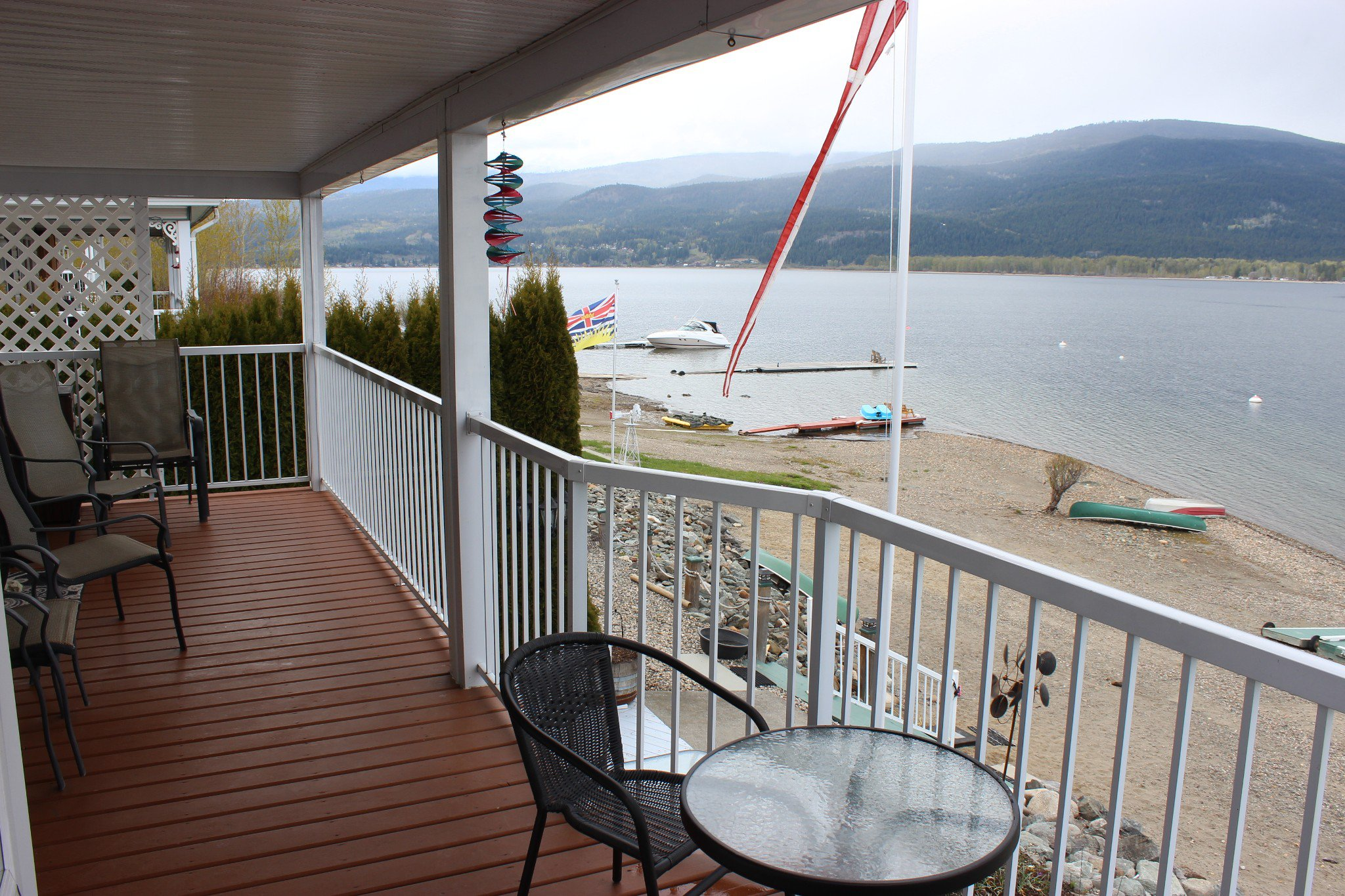 Photo 14: Photos: 74 2932 Buckley Road: Sorrento Manufactured Home for sale ()