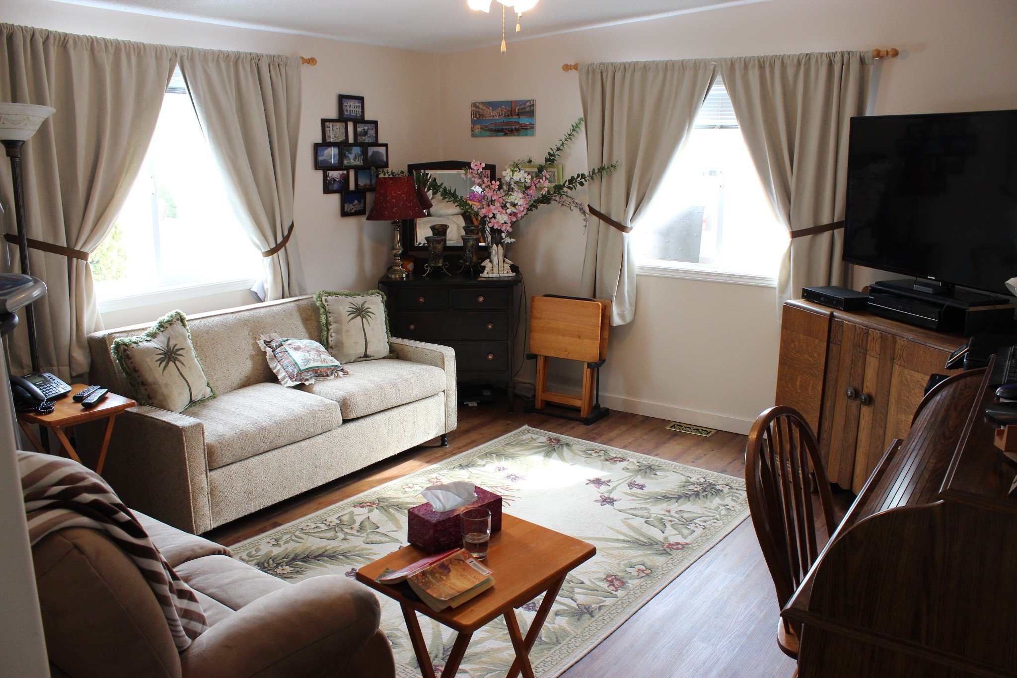 Photo 12: Photos: 74 2932 Buckley Road: Sorrento Manufactured Home for sale ()