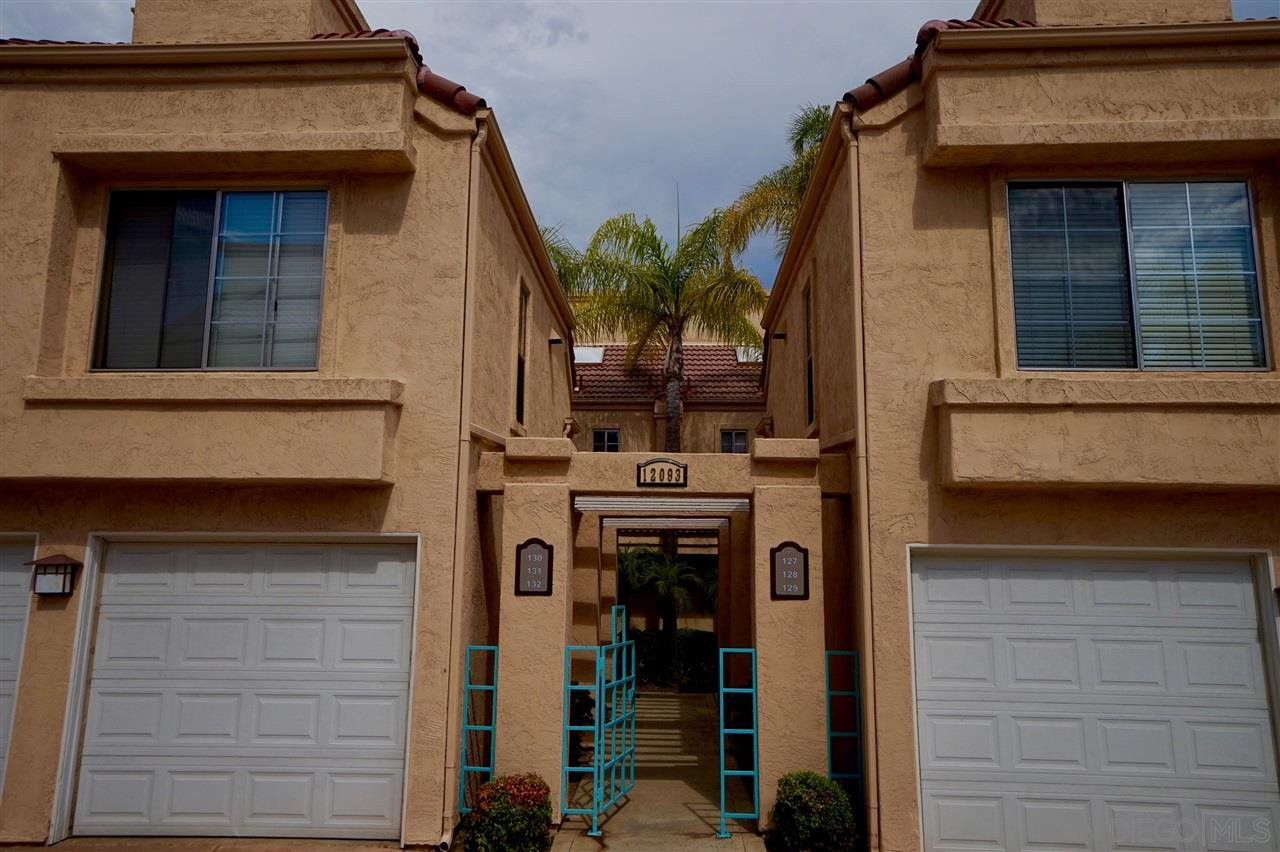 Main Photo: Condo for sale : 2 bedrooms : 12093 Calle De Medio #132 in San Diego