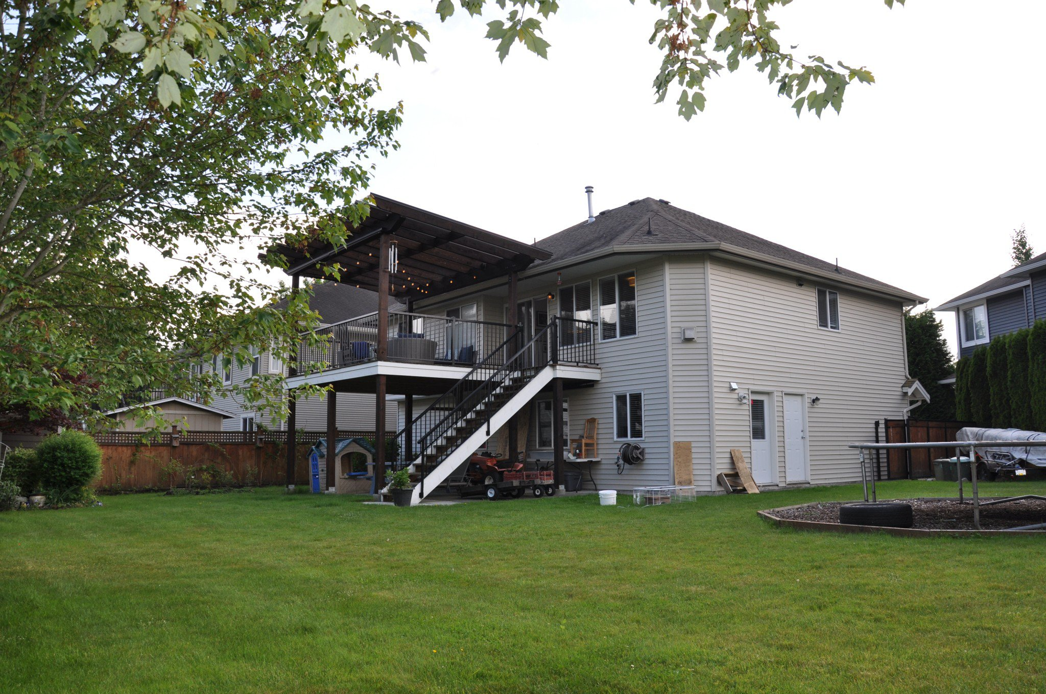 Photo 23: Photos: 4076 Channel St. in Abbotsford: Abbotsford East House for rent
