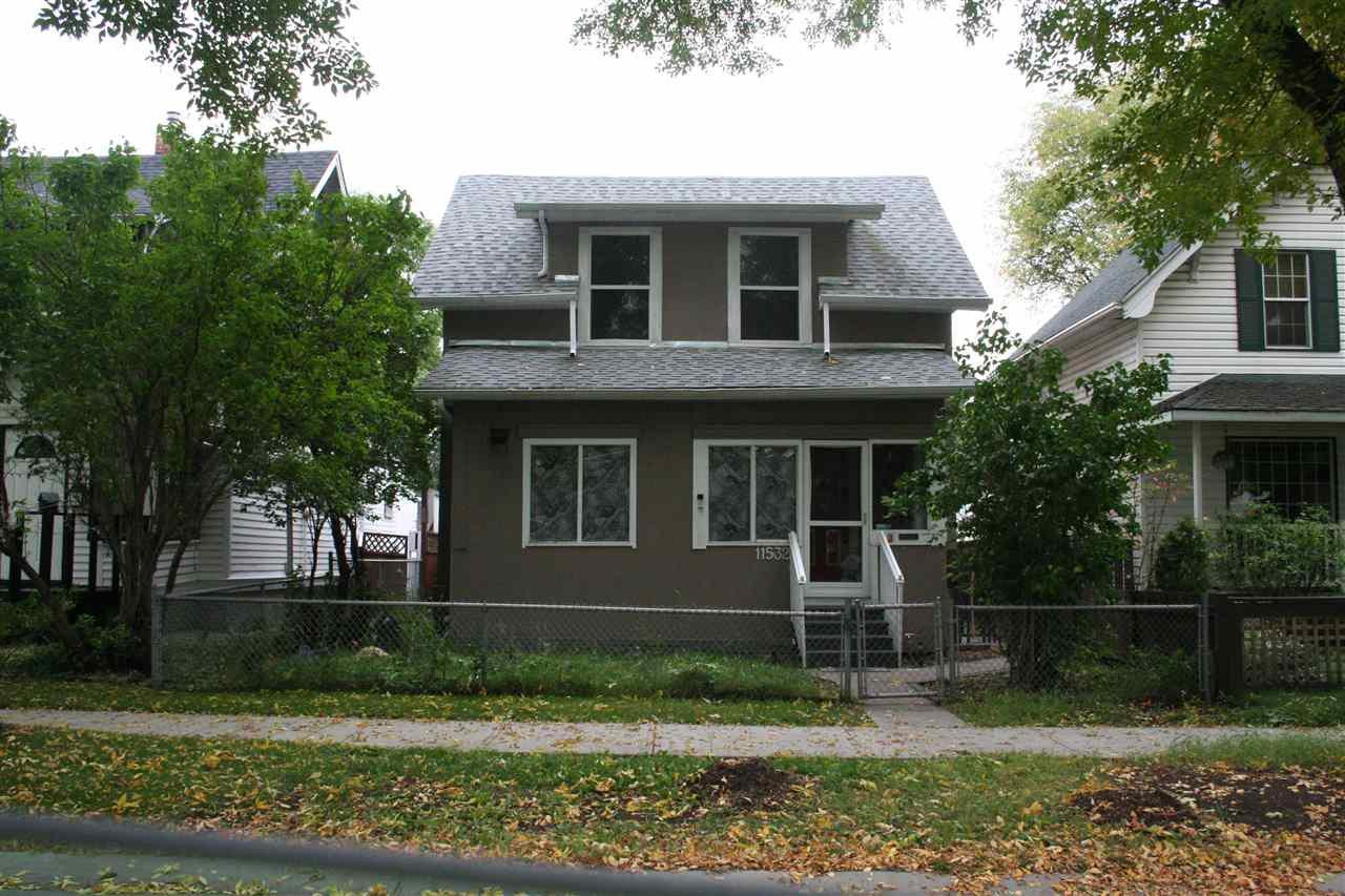 Main Photo: 11532 89 Street in Edmonton: Zone 05 House for sale : MLS®# E4173627