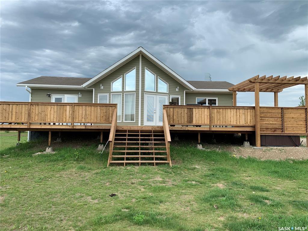 Main Photo: West 40 Acreage in Vanscoy: Residential for sale (Vanscoy Rm No. 345)  : MLS®# SK805748
