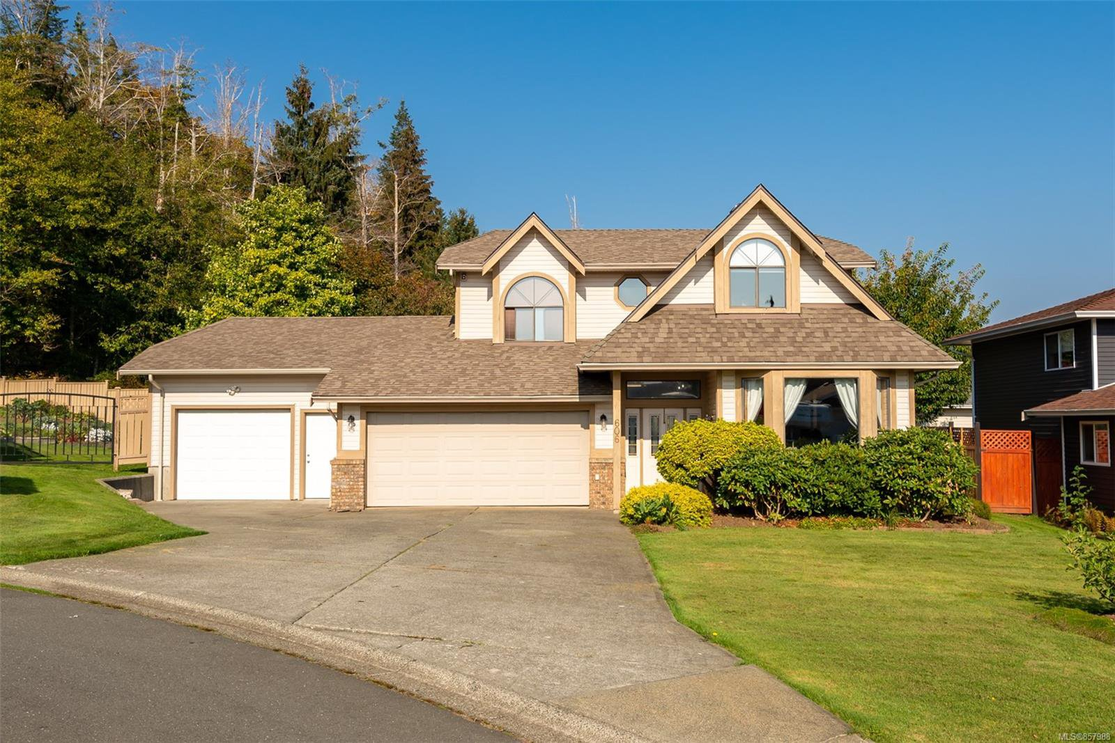 Main Photo: 606 Azalea Pl in : CR Willow Point House for sale (Campbell River)  : MLS®# 857988