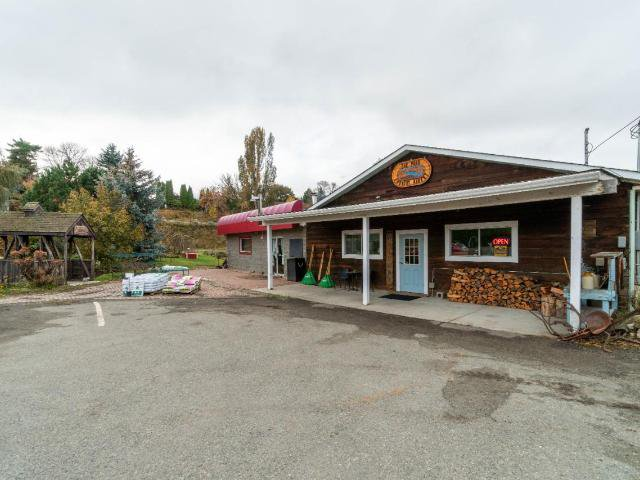 Main Photo: 6231 BARNHARTVALE ROAD in Kamloops: Barnhartvale Building and Land for sale : MLS®# 159346