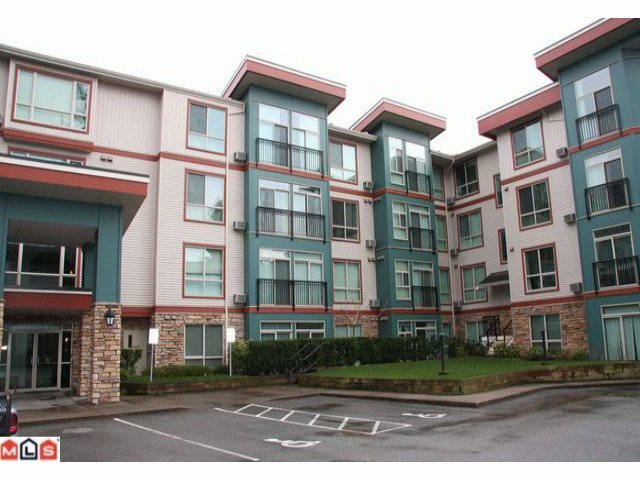 "Main Photo: 410 33485 S FRASER Way in Abbotsford: Central Abbotsford Condo for sale in ""Citadel Ridge"" : MLS®# F1206499"