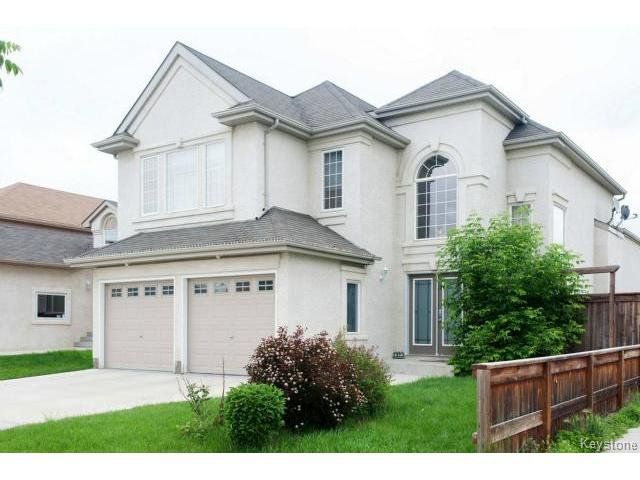 Main Photo: 47 Coxswain Cove in WINNIPEG: Windsor Park / Southdale / Island Lakes Single Family Detached for sale (South East Winnipeg)  : MLS®# 1415358