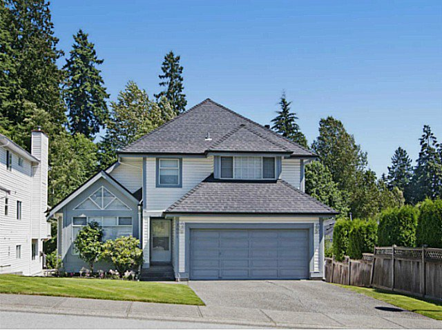 Main Photo: 3001 ALBION Drive in Coquitlam: Canyon Springs House for sale : MLS®# V1075629