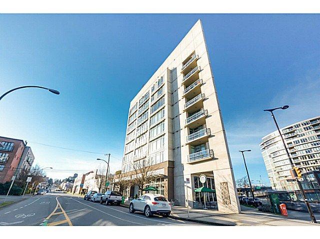 Main Photo: 506 2055 Yukon Street in Vancouver: Condo for sale : MLS®# V1100779