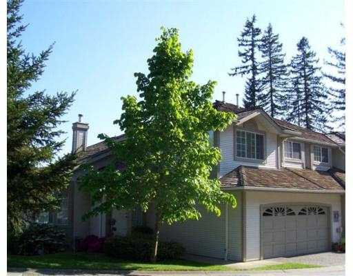 """Main Photo: 101 PARKSIDE Drive in Port Moody: Heritage Mountain Townhouse for sale in """"TREETOPS"""" : MLS®# V619529"""