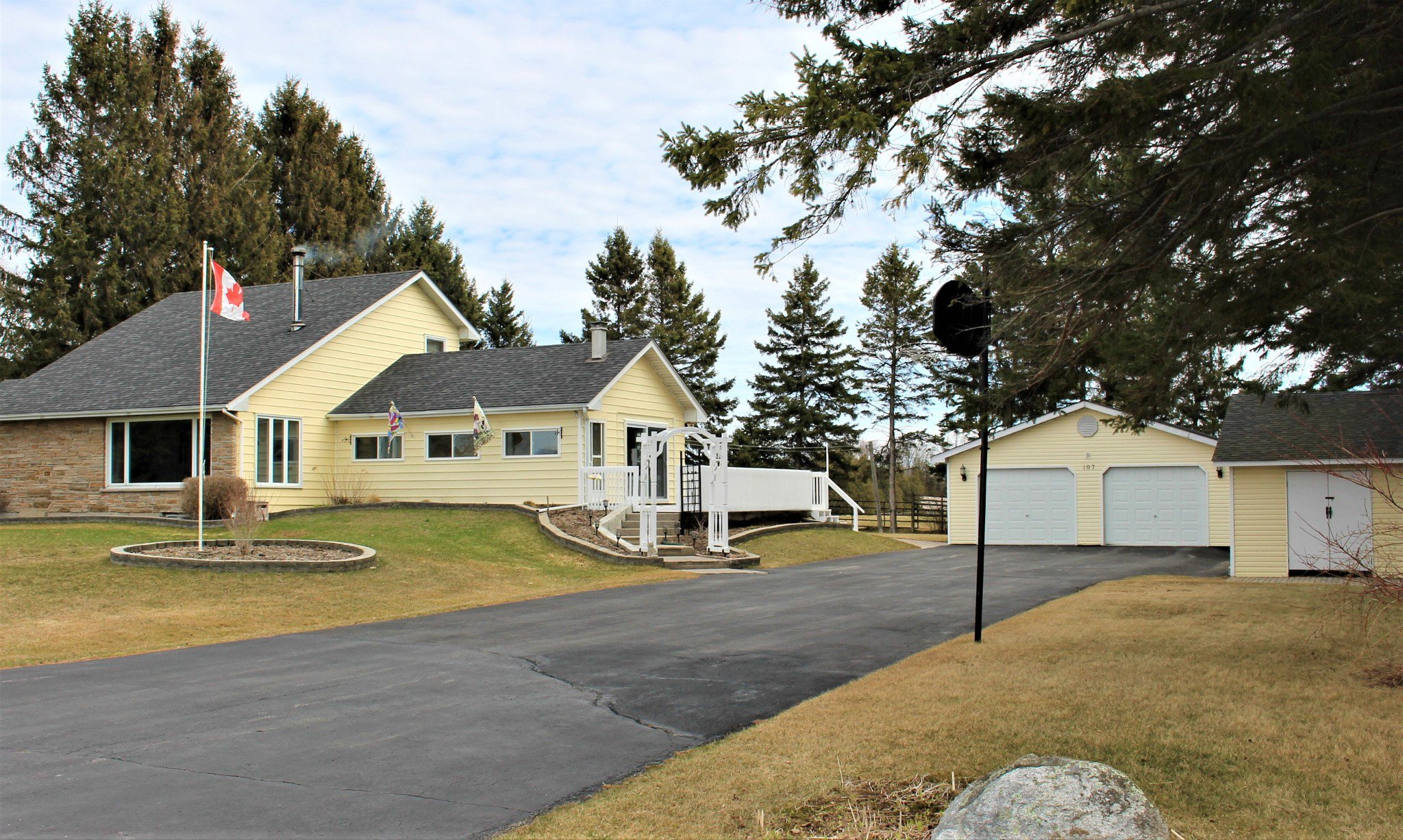 Main Photo: 197 Station Road in Grafton: Residential Detached for sale : MLS®# 188047