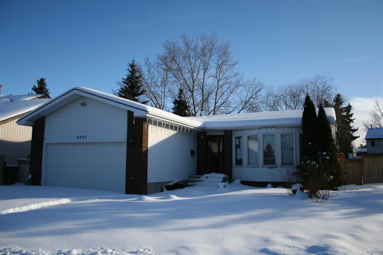 Main Photo: 6607 185 Street in Edmonton: Zone 20 House for sale : MLS®# E4185717