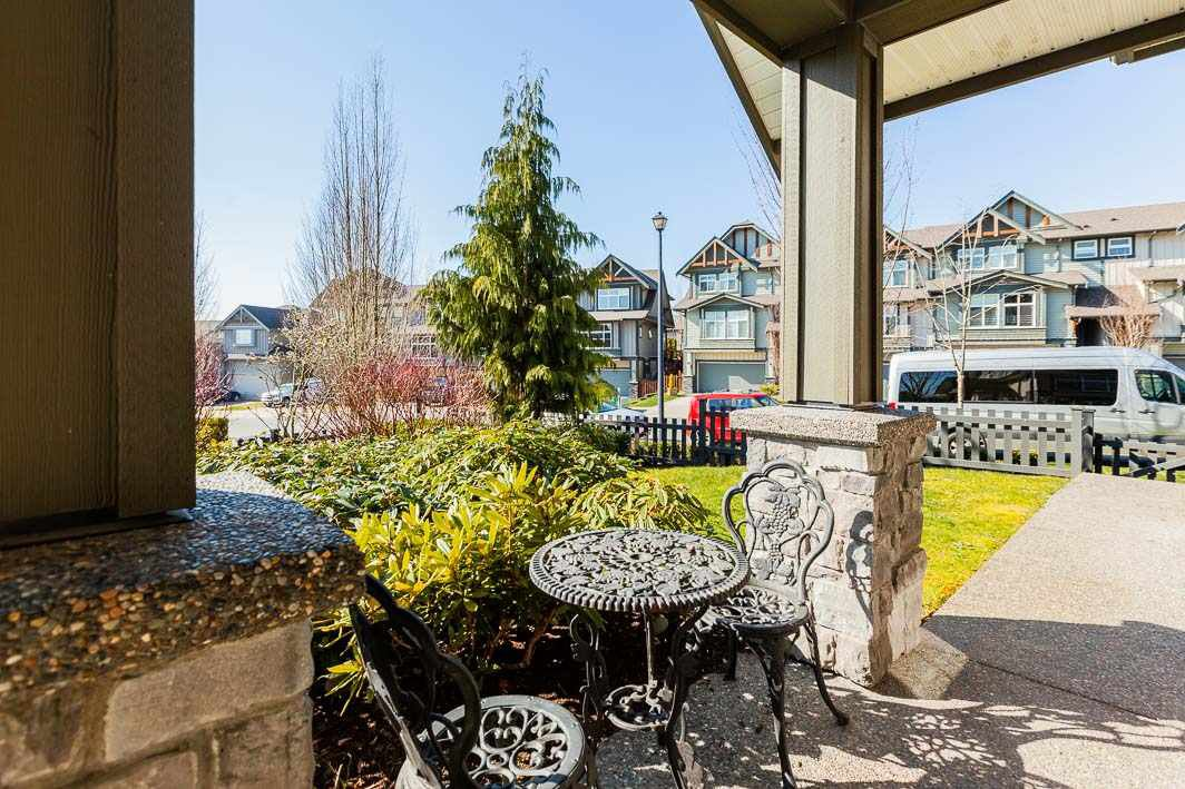 "Photo 3: Photos: 114 13819 232 Street in Maple Ridge: Silver Valley Townhouse for sale in ""BRIGHTON"" : MLS®# R2446438"