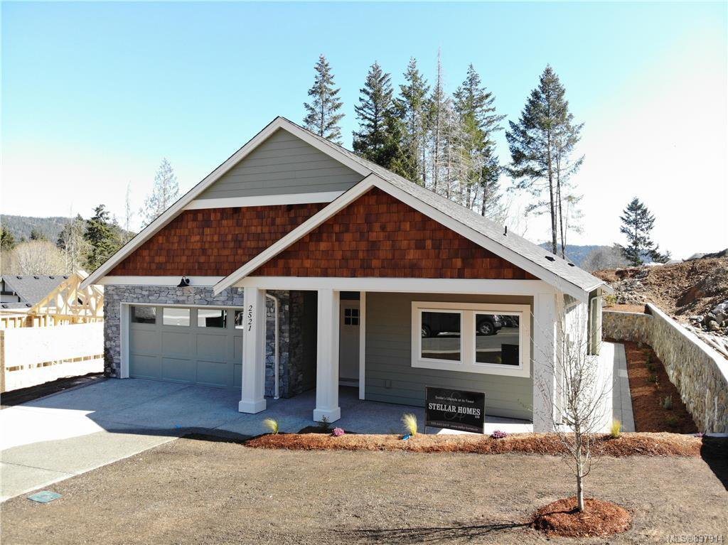 Main Photo: 2521 West Trail Crt in Sooke: Sk Broomhill House for sale : MLS®# 837914