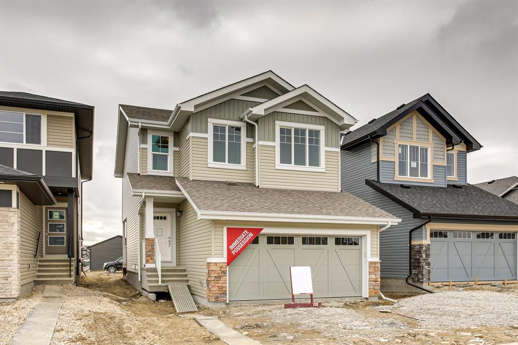Main Photo: 186 WALGROVE Terrace SE in Calgary: Walden Detached for sale : MLS®# A1019079