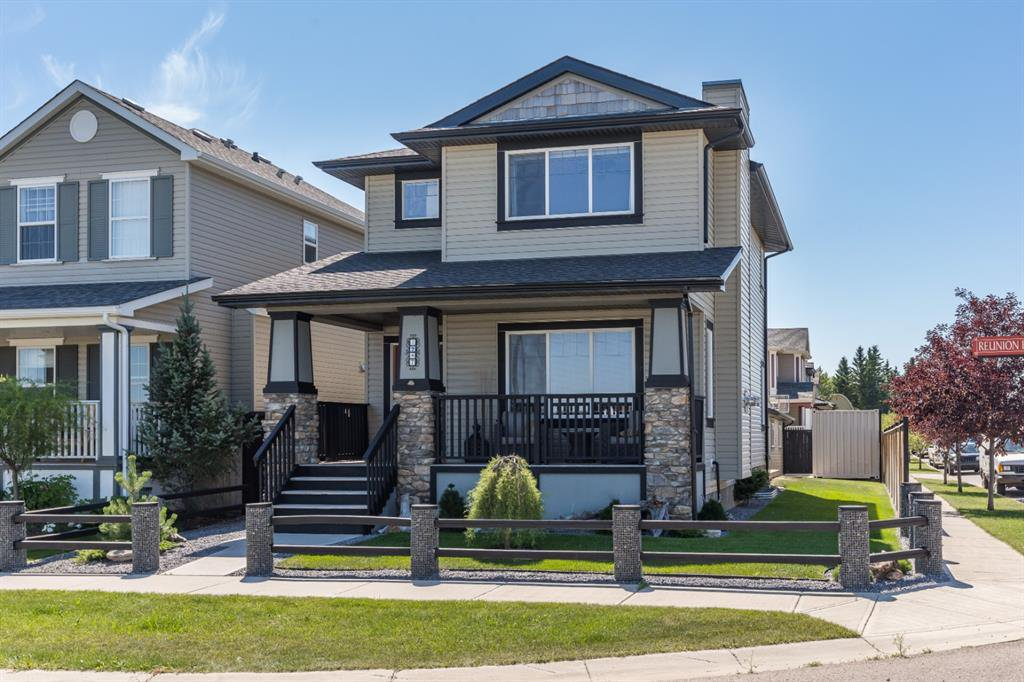Main Photo: 1947 REUNION Boulevard NW: Airdrie Detached for sale : MLS®# A1018516