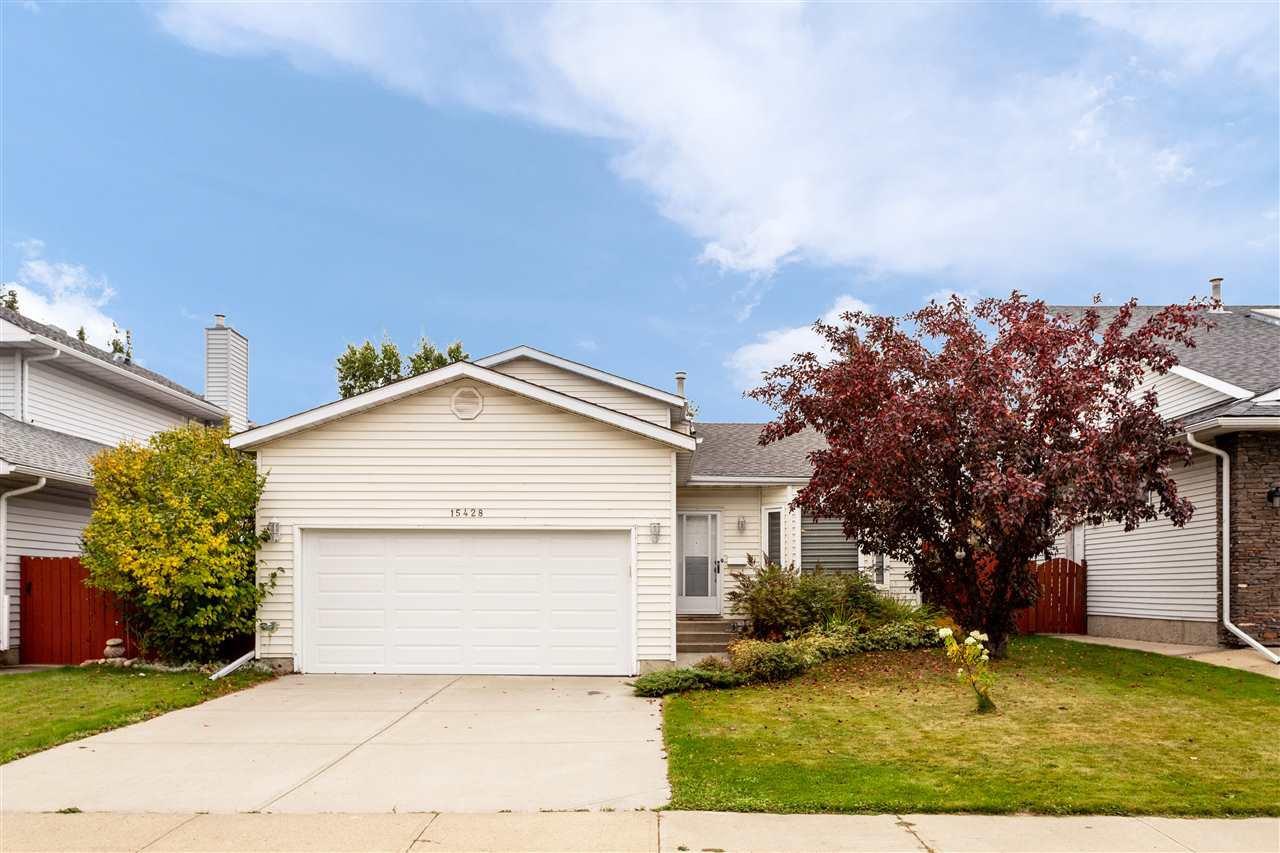 Main Photo: 15428 102 Street in Edmonton: Zone 27 House for sale : MLS®# E4214469