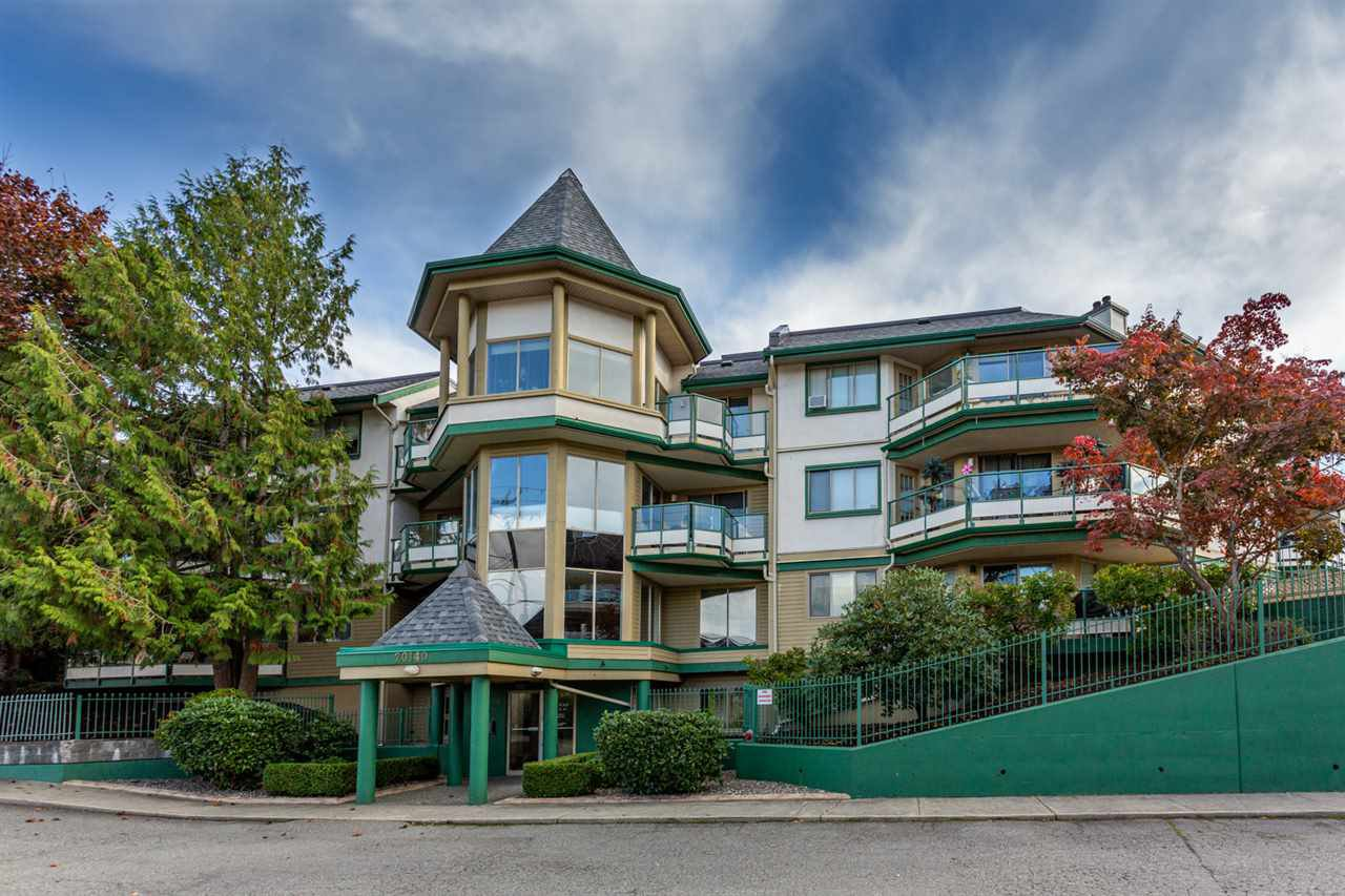 """Main Photo: 313 20140 56 Avenue in Langley: Langley City Condo for sale in """"Park Place"""" : MLS®# R2517442"""