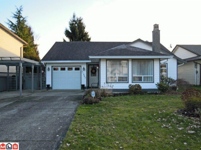 Main Photo: 21440 95TH Avenue in Langley: Walnut Grove House for sale : MLS®# F1203456